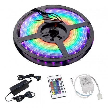Tira led 5050 RGB kit completo