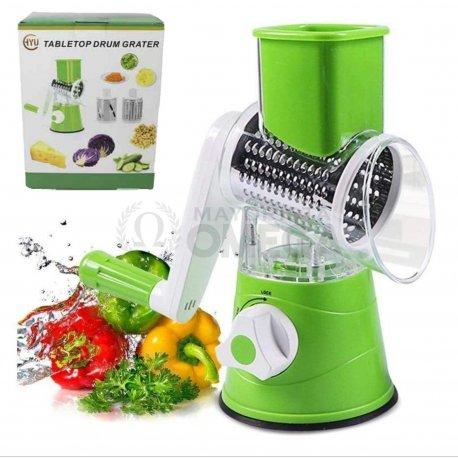 Rallador/cortador de verduras con manija