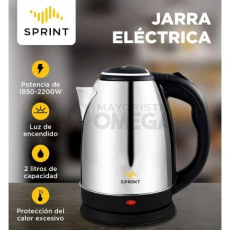 Pava/Jarra electrica 1.7L S/Corte