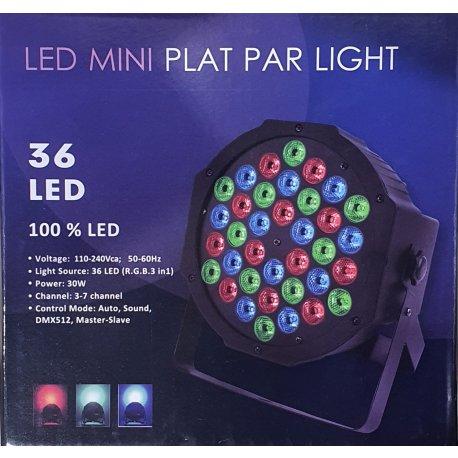 Proton de 36 led RGB