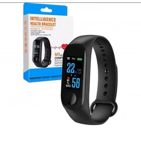 Reloj deportivo (smartband) con Oximetro